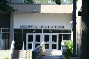 Norwell High School Makes top 500 list in America