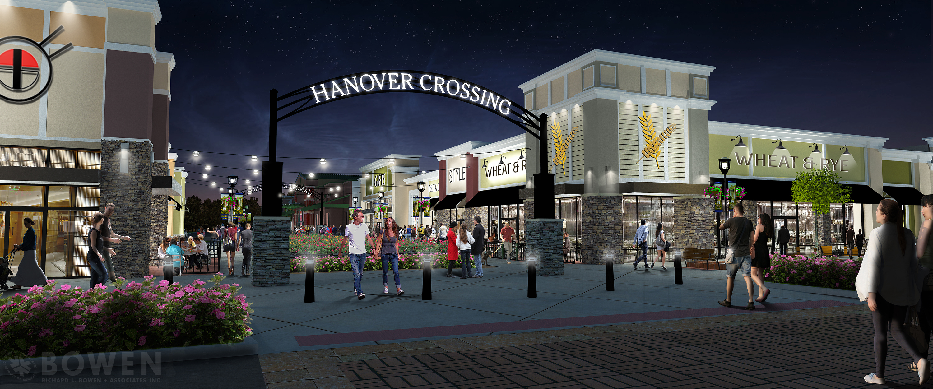 Hanover Crossing Mixed-Use Development Announces New Tenants