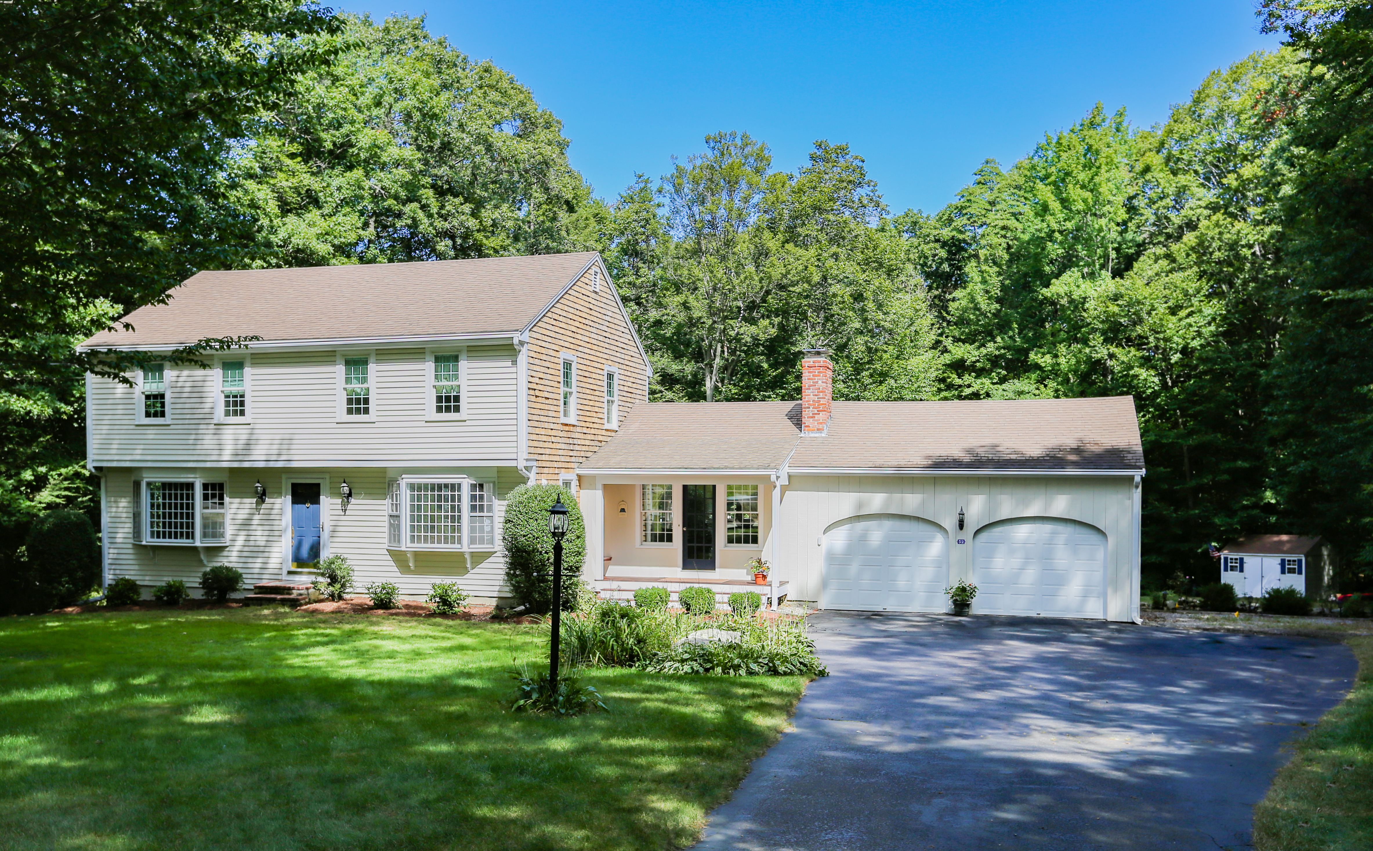 Norwell MA Colonial Home For Sale