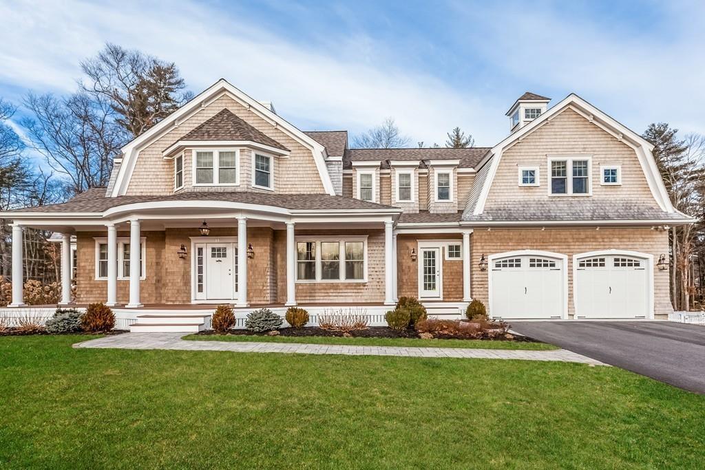 Wildcat Neighborhood Norwell Luxury Home For Sale