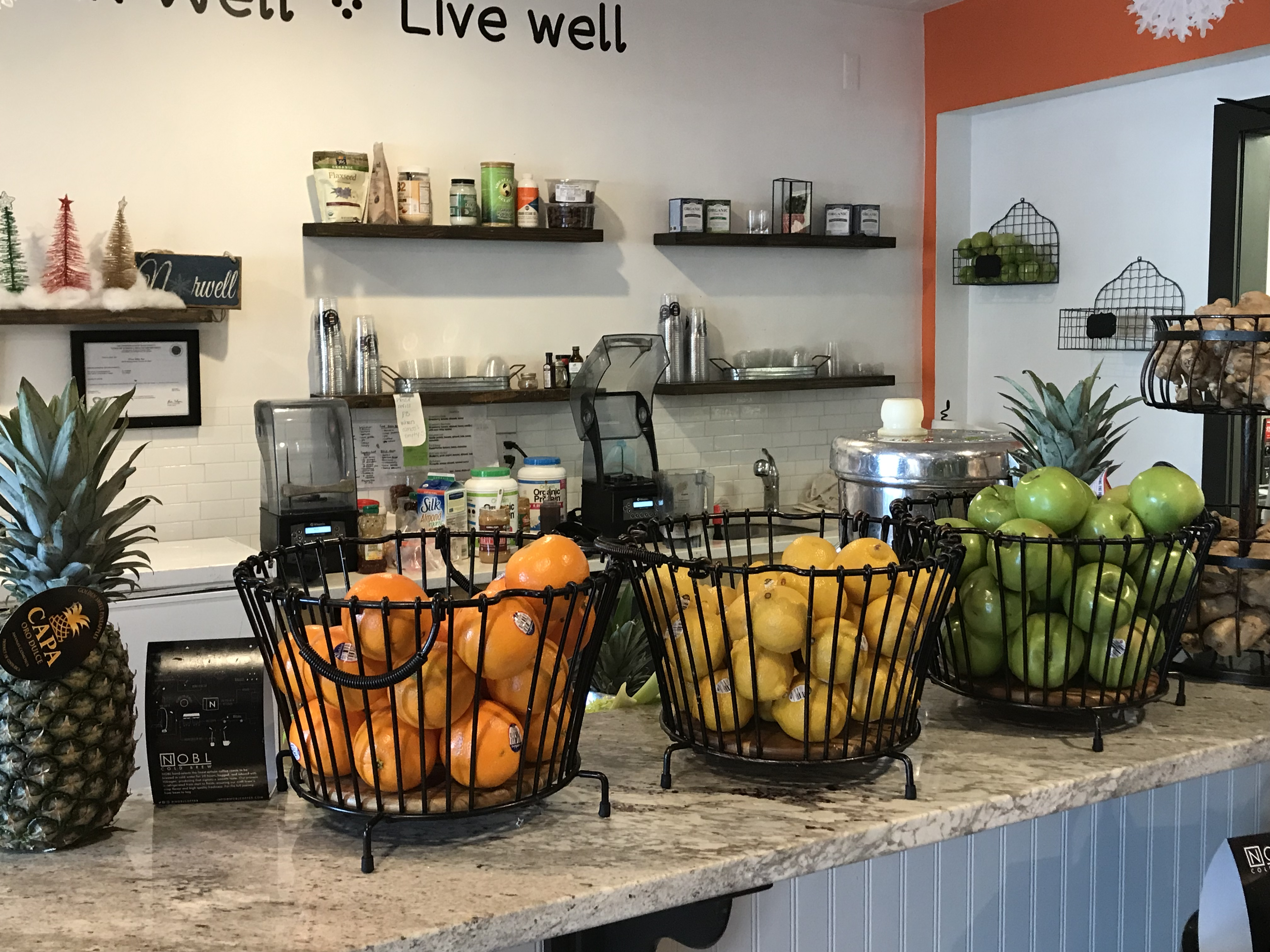 PRESS Juice Bar in Norwell MA – Fueling bodies with real food that tastes great